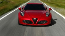 "Alfa Romeo 4C è  ""Car of the Year 2013"""