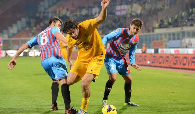 Catania-Verona 0-0: occasione sprecata per i siciliani
