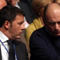 Assemblea Pd, Letta incorona Renzi: il fotoracconto