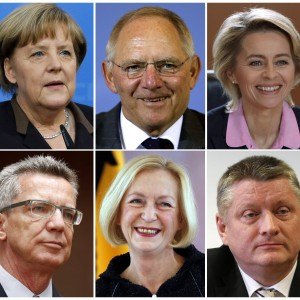Germania, nasce il terzo governo Merkel. Prima volta di una donna alla Difesa