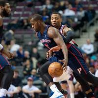 Basket, Nba: Detroit cede a Portland, Datome sempre più ai margini