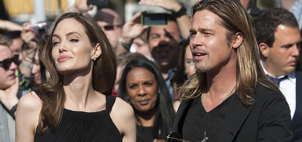 Brad Pitt, il più desiderato. Ma la sua droga si chiama Jolie