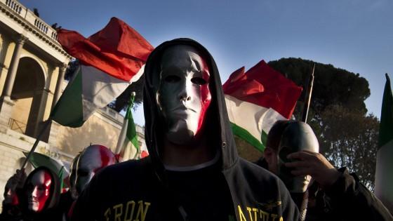 Forconi, solo tremila in piazza a Roma. Cori e slogan contro Letta e Napolitano