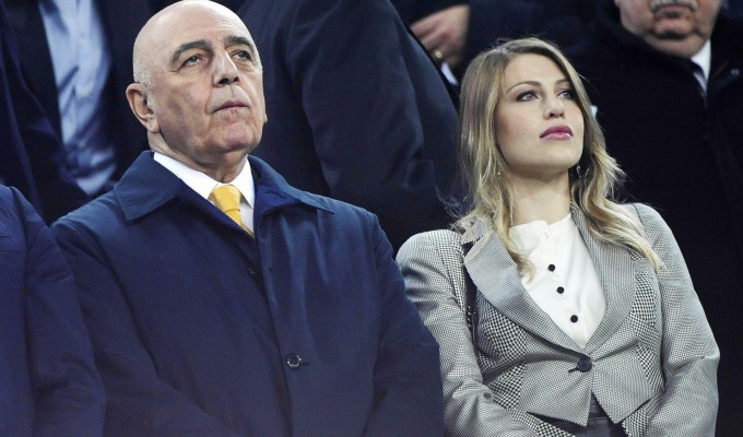 "Milan, Galliani: ""Pronto a collaborare con Barbara Berlusconi"""