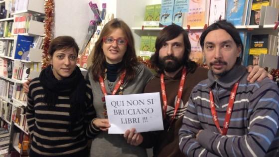 La copertina di un libro come foto-profilo: su Fb iniziativa contro i Forconi