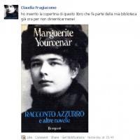 La copertina di un libro come foto-profilo: su Fb l'iniziativa contro i Forconi