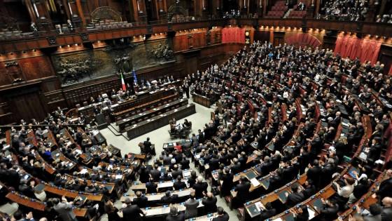 Camera approvato bilancio di previsione tagli per 50 mln for B b interno 8