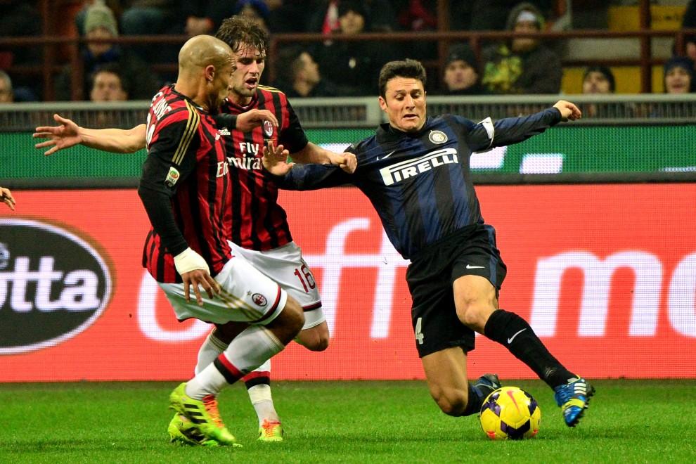 Серия А. Интер - Милан 1:0. Дерби, такое дерби - изображение 3