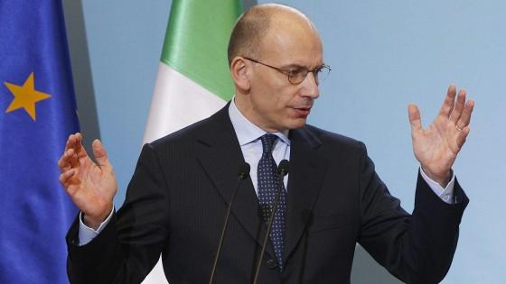 """Lavoro, disco verde al piano Renzi da Letta: """"Ma nessuno ha la bacchetta magica"""""""