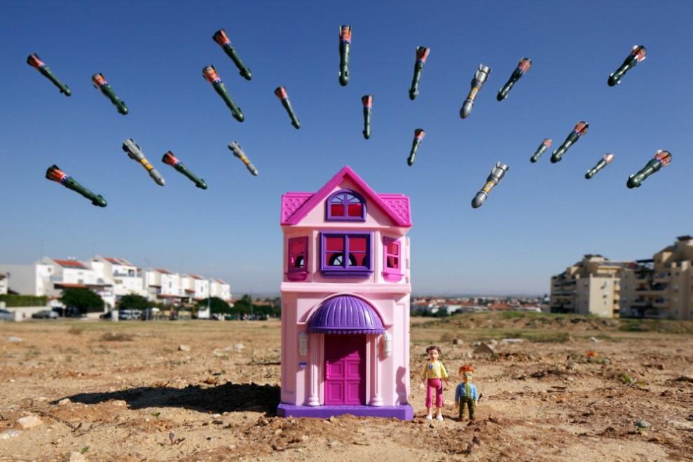 """""""War toys"""", la guerra non è un gioco da bambini"""