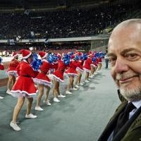 "Napoli, De Laurentiis: ""Anno splendido, siamo nell'elite mondiale"""