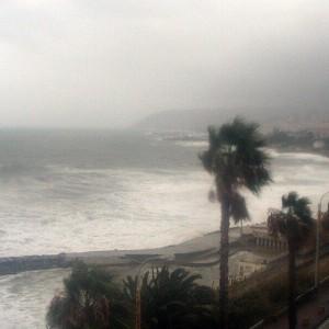 Maltempo, allarme meteo in Liguria, Lazio e Sardegna