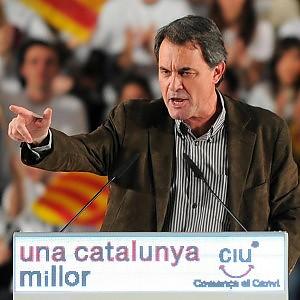 """Mas: """"Così libererò  la Catalogna da Madrid"""""""