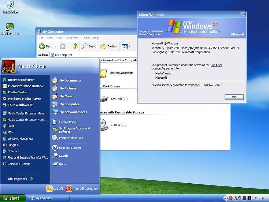 Windows Xp va in pensione. Microsoft, Apple, Linux: ecco i sistemi operativi alternativi