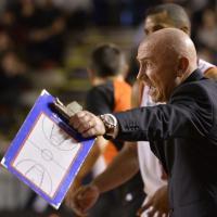 Basket, Dalmonte e una Roma da battaglia: ''Ma questo è un campionato bastardo''