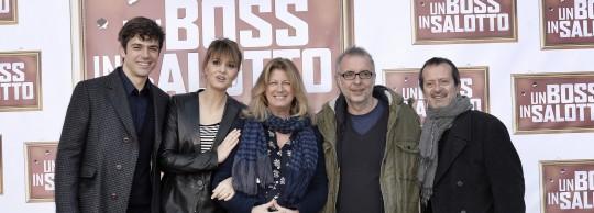 'Un boss in salotto': la Cortellesi tra nord e sud nella cine-pastiera del nuovo anno