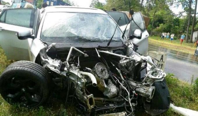 Calcio, Verona: Paura per Iturbe, illeso dopo incidente a 150 km/h