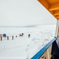 Emergenza in Antartide, nave russa prigioniera tra i ghiacci