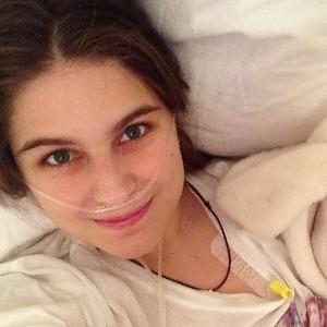 """Nell'ospedale dove lotta Caterina: """"Non mi fermeranno. È una battaglia per la vita"""""""