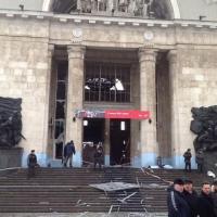 Russia, kamikaze stazione Volgograd: le immagini da Twitter