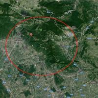 Terremoto in Campania, l'epicentro della scossa
