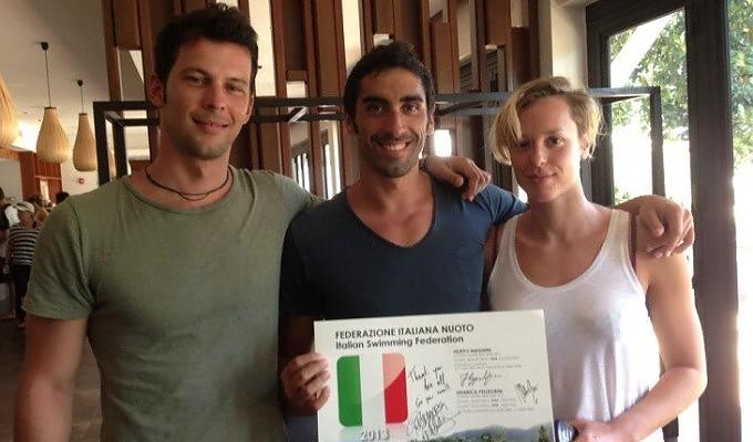 """Nuoto, Giunta: """"Ma quale triangolo con Fede e Magnini... Seguo Lucas e penso ad allenare"""""""