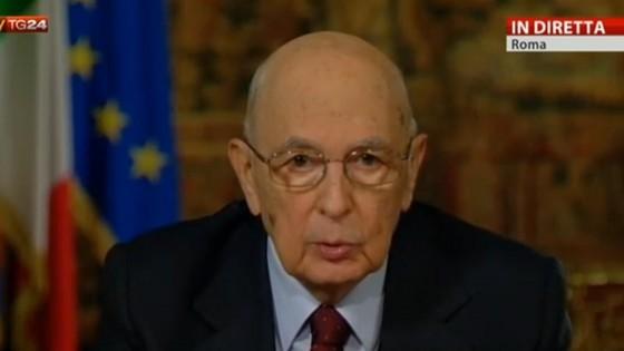 Napolitano il 2013 tra i pi pesanti e inquieti riforme for Repubblica politica