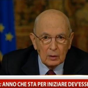 """Messaggio Napolitano, Forza Italia attacca: """"Subito al voto"""""""