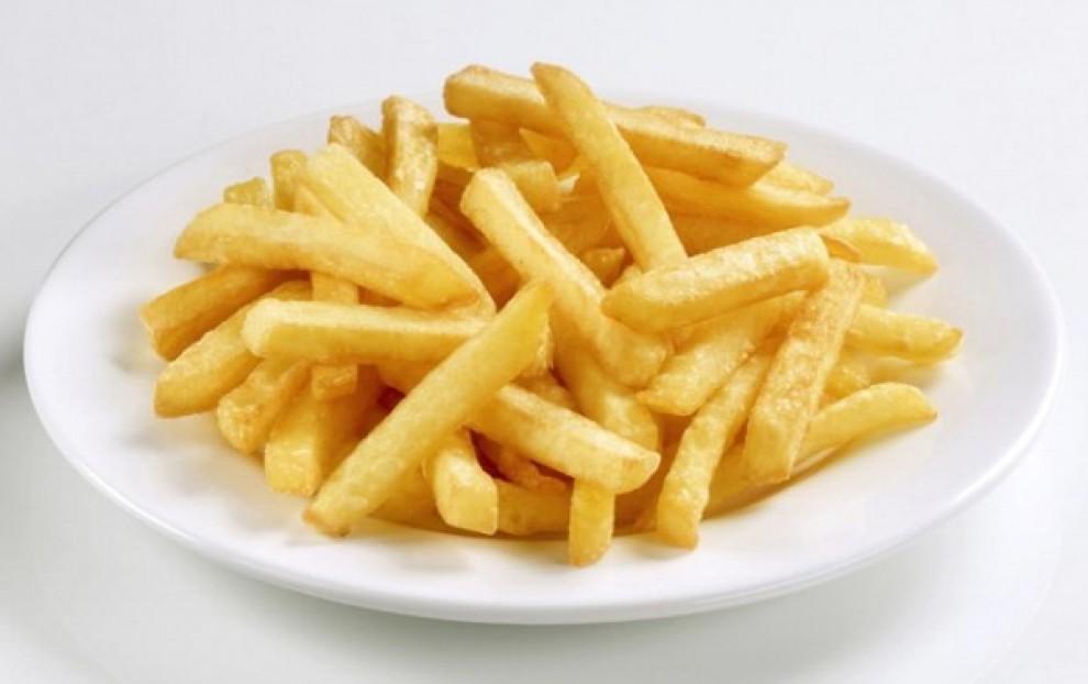 patate fritte pi u00f9 buone se cotte su giove repubblica it french fries clipart free french fries clipart black and white