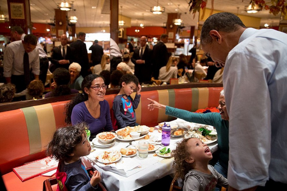 Il pisolino del bambino: Obama nel 2013, i dieci scatti più divertenti - Repubblica.it