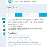"""Hacker siriani attaccano gli account social di Skype: """"Non utilizzate email Microsoft, vi spiano"""""""