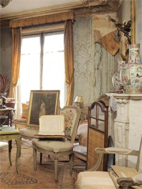 Parigi, la casa abbandonata dal 1942: sotto la polvere una tela di Boldini