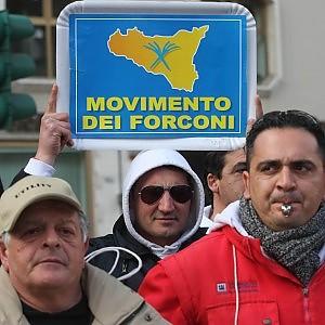 """Forconi, parte la fase due della protesta. Ferro: """"Possibili occupazioni"""""""