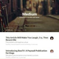 Medium.com, un social oltre Twitter