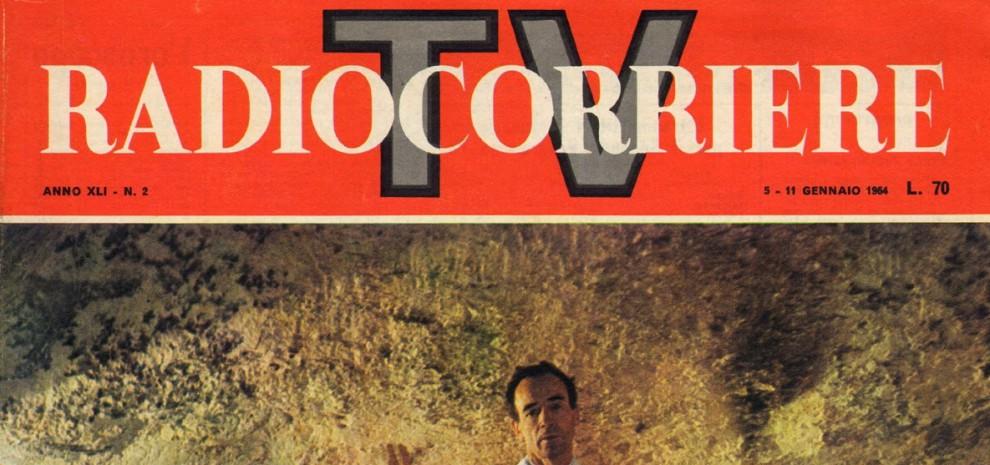 Settant'anni di storia della radio e della tv italiane nelle pagine del Radiocorriere
