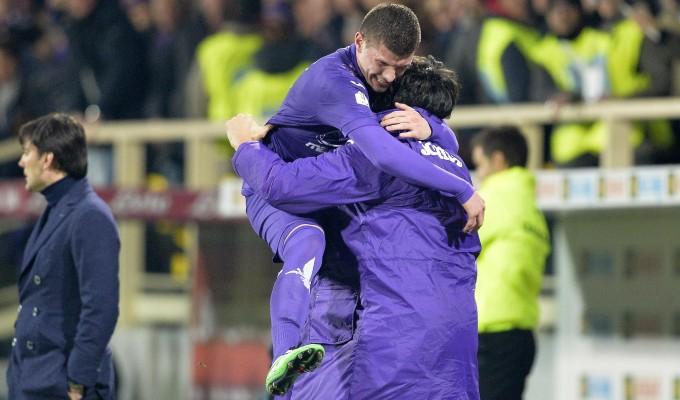 Coppa Italia, Fiorentina-Chievo 2-0: I viola volano ai quarti