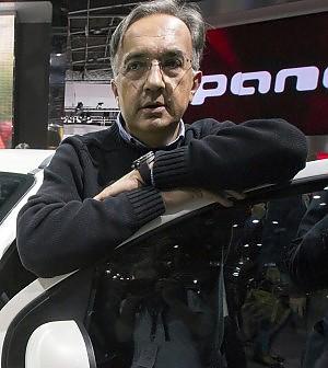 """Marchionne: """"Ecco il futuro della Fiat"""""""