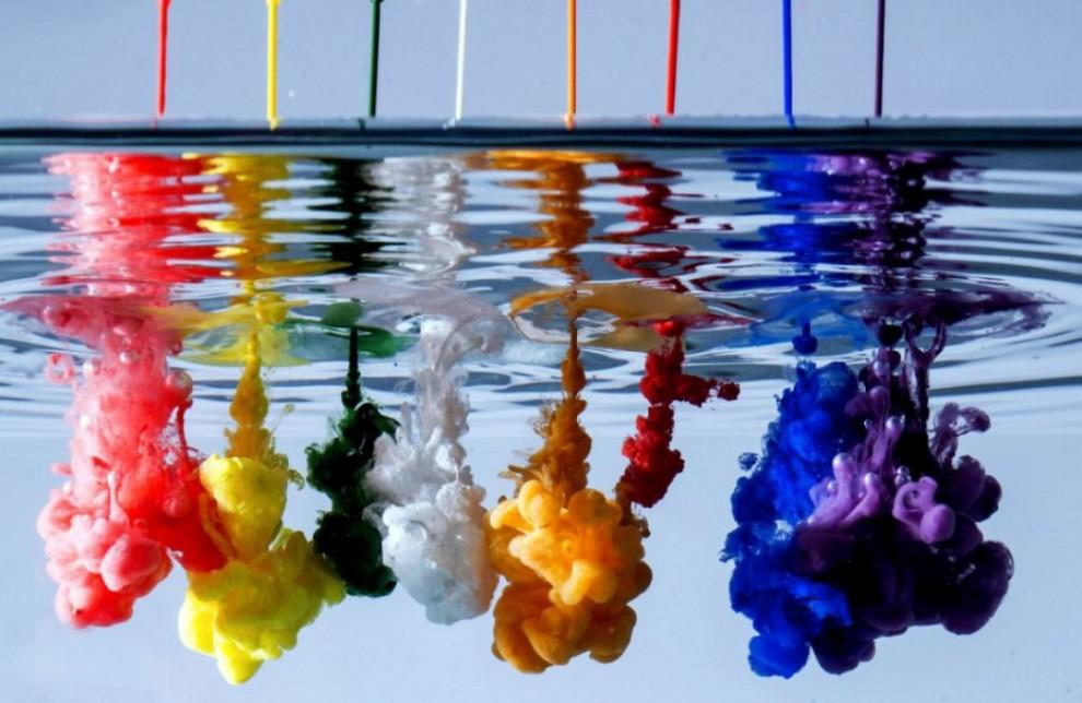 I colori fanno splash il fotografo un biologo - Immagini estive a colori ...