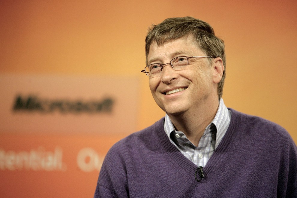 Gates, Obama, Putin: la classifica degli uomini più ammirati al mondo