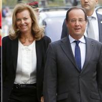 Gossip su Hollande, la compagna