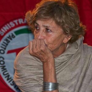 Luciana Castellina: i ricordi,  le passioni, la politica  di una 'inossidabile comunistaccia'
