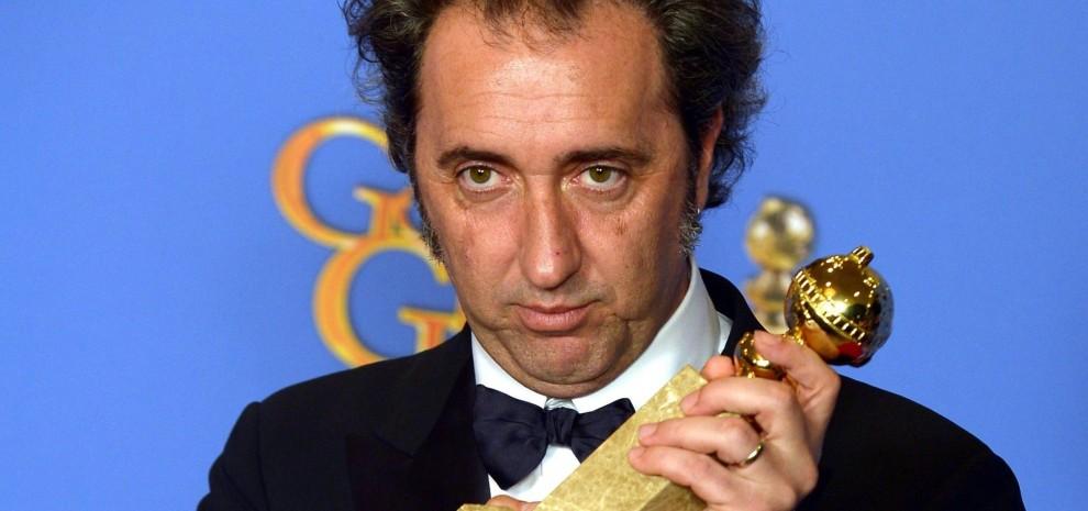 """Golden Globe, Sorrentino trionfa con """"La grande bellezza"""""""