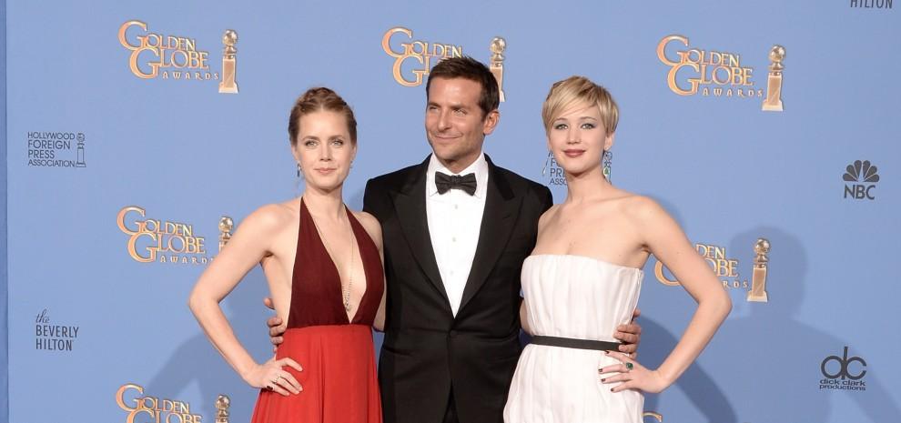 """Golden Globe, vincono """"American Hustle""""<em> </em>e """"12 anni schiavo""""<em><br /></em>"""