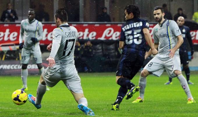 Inter-Chievo 1-1: I nerazzurri non sanno più vincere