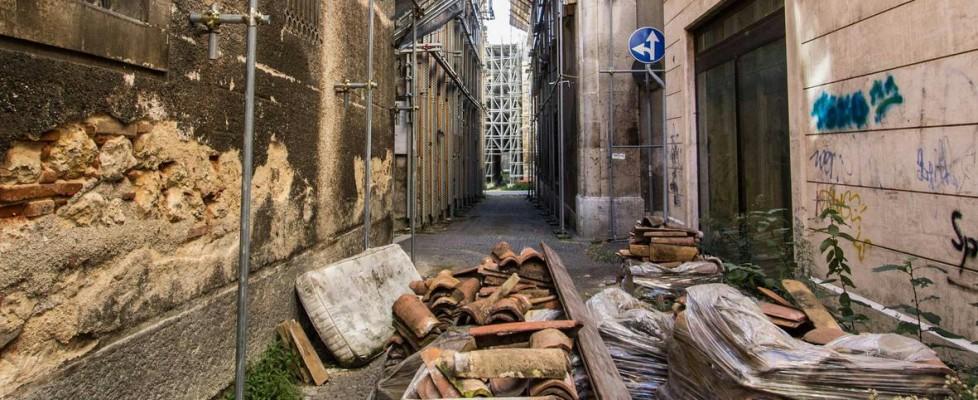 L'Aquila, così il cantiere più grande d'Europa ha partorito una città fantasma