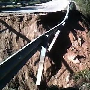Alluvione in Sardegna, 6 indagati per il crollo del ponte di Monte Pino