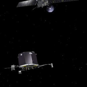 Riparte la sonda Rosetta, obiettivo: cometa 67P/Churyumov-Gerasimenko
