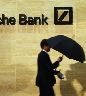 Deutsche Bank, trimestre in rosso e faro delle Autorità sul mercato dei cambi