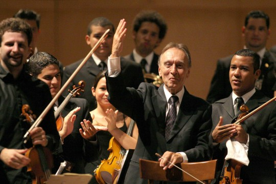 """Riccardo Muti: """"Fu testimone della vera cultura italiana nel mondo"""""""