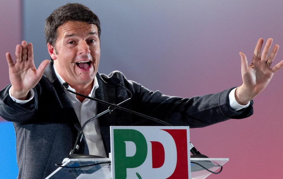 Direzione PD, la giornata di Renzi